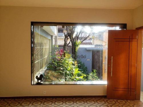 Imagem 1 de 25 de Casa À Venda, 270 M² Por R$ 795.000,00 - Baeta Neves - São Bernardo Do Campo/sp - Ca0672