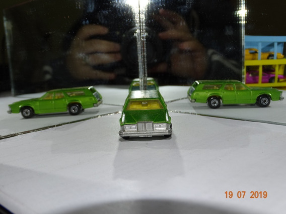 Matchbox Nº74 Cougar Villager B124