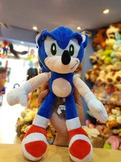 Sonic De Peluche Peluche Importado !!
