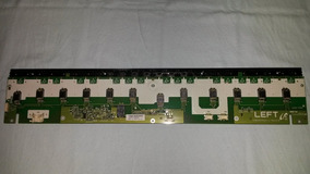 Placa Inverter Sony 46w300a Cód Ssb460ha24-l At26112(1) Left