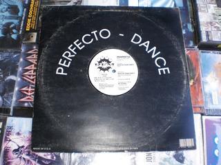 Perfecto - Dance - Vinilo Italo Disco Estilo Gapul Unico Usa