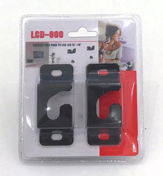 Suporte Fixo Parede Tv Monitor LG Lcd Led Plasma 13 À 70