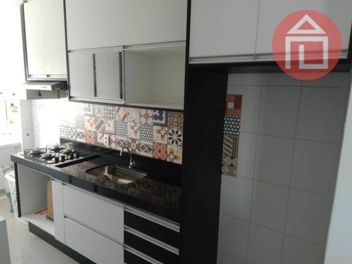 Imagem 1 de 17 de Apartamento Residencial À Venda, Residencial Das Ilhas, Bragança Paulista. - Ap0453