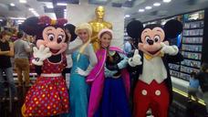 Show De Frozen,sofia,rapunzel @produccionesshow