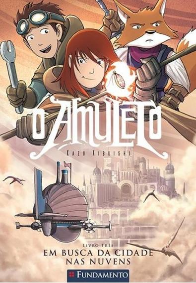 Amuleto, O - V. 03 - Em Busca Da Cidade Nas Nuvens