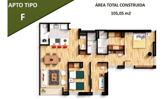 Zs-798 Apartamento Pasadena