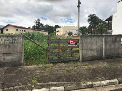 Terreno Residencial À Venda, Jardim Floresta, Atibaia. - Te0665