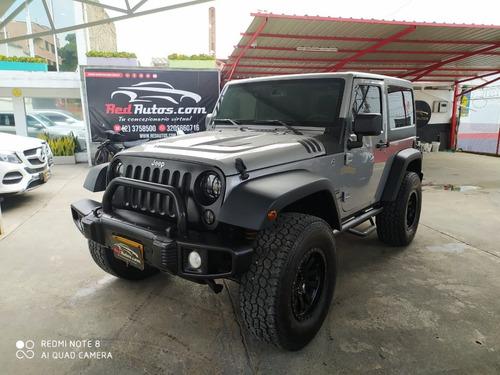 Jeep Wrangler Sport Mt 3600cc 2016