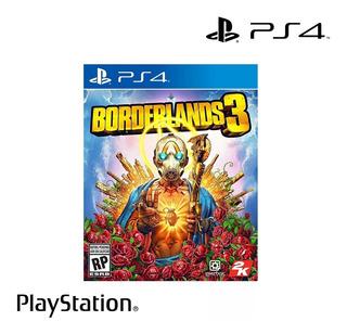 Juego Original Borderlands 3 Ps4 Somos Tienda