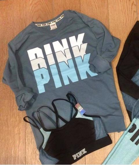Buzo Pink 01218
