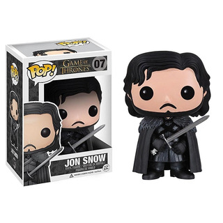 Game Of Thrones - Snow - Deanerys - Funko Pop - Tyrion