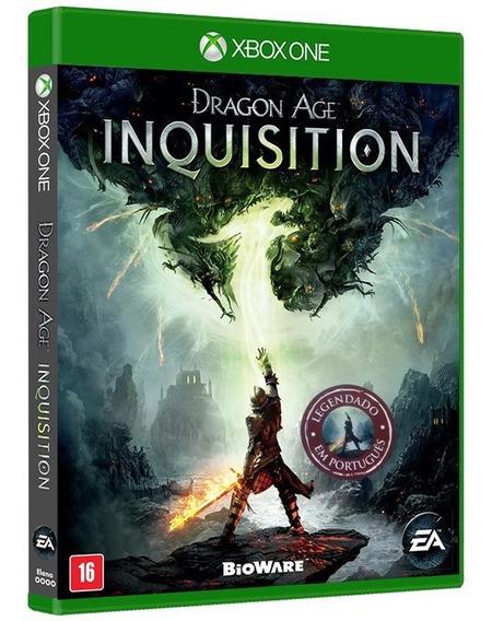 Dragon Age Inquisition - Xbox One Leg. Português [ Lacrado ]