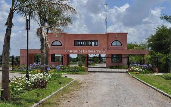Dueño Vende Lote En Chacras De La Reserva Cardales