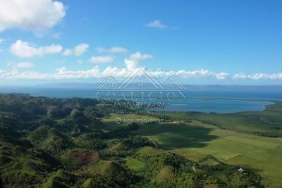Coalición Vende Terrenos 117 Mil Mts2 En Samaná Y Playa-