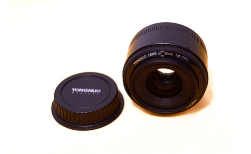 Lente Yongnuo 35mm Yn35 F2.0 Canon Ef
