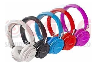 Auricular Fit Color Pc/mp3 Verde Tela Ng55v Noganet 3008016