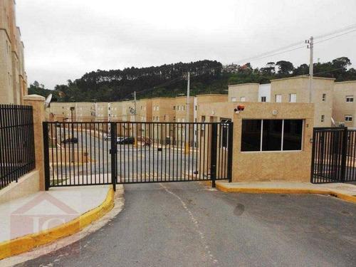 Apartamento Com 2 Dormitórios À Venda, 46 M² Por R$ 169.000,00 - Jardim Petrópolis - Cotia/sp - Ap0291