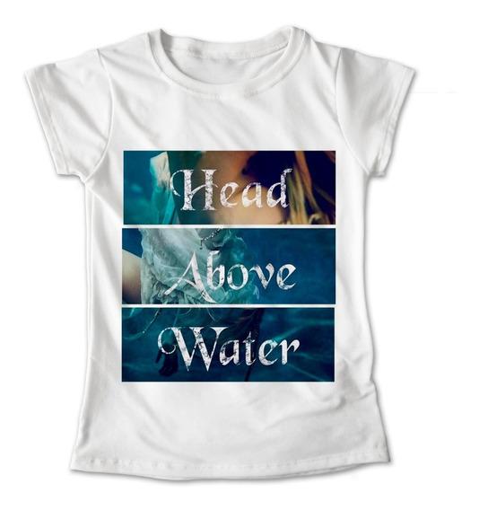 Blusa Playera Estampado Head Above Water Avril Lavigne 112