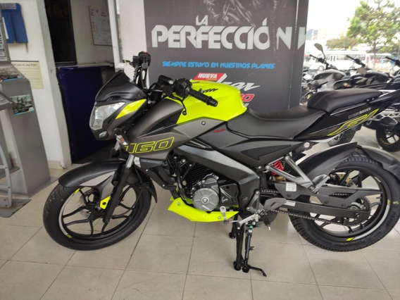 Moto Pulsar Ns 160 Fi 2020