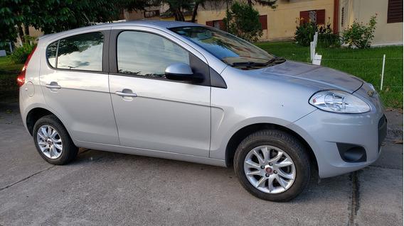 Fiat Palio Full Mod 2017 12200 Km Gris Plata 5 Puertas