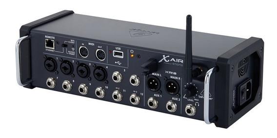 Behringer Xr12 Mesa De Som Digital X Air