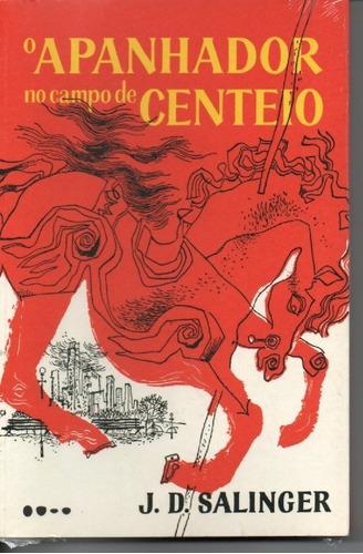 Imagem 1 de 1 de Livro O Apanhador No Campo De Centeio De J.d. Salinger
