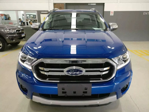 Ford Ranger 3.2 Cd Limited Tdci 200cv At Hc