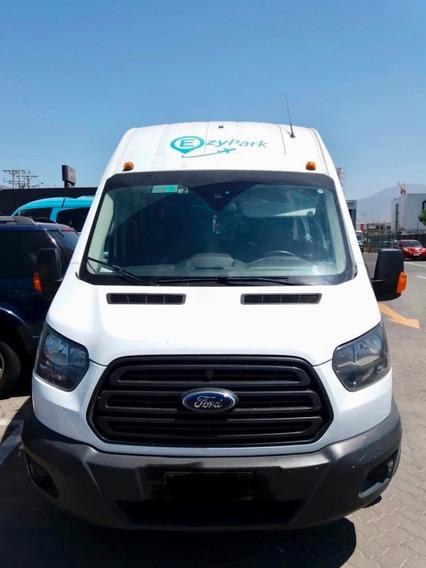 Ford Transit 2.2 Diesel 2018 Excelente Estado