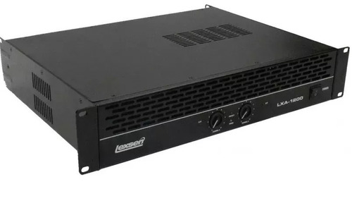 Amplificador De Potencia Lexsen Lxa 900