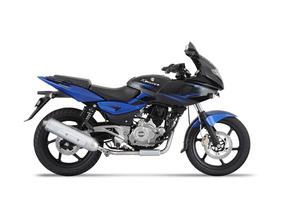Moto Bajaj Rouser 220 F 220f 18 Cuotas 0km 2017