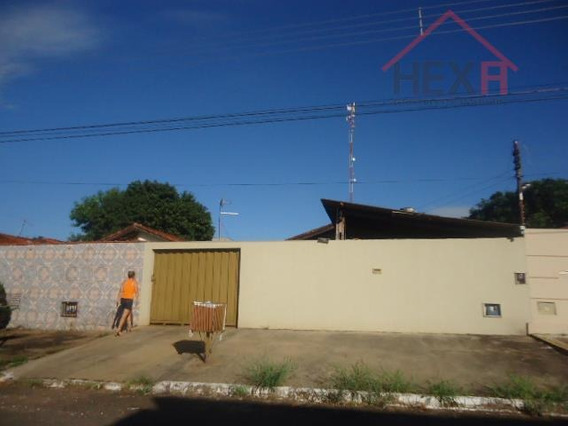 Casa Residencial Garavelo Park 03 Quartos, À Venda, Garavelo Residencial Park, Aparecida De Goiânia. - Ca0194
