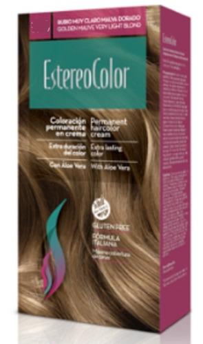 Coloracion Estereocolor N° 1 Negro Kit