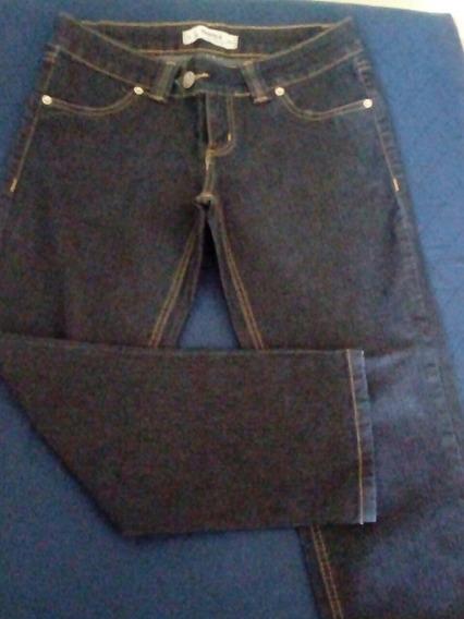 Calça Jeans Capri Tamanho 40