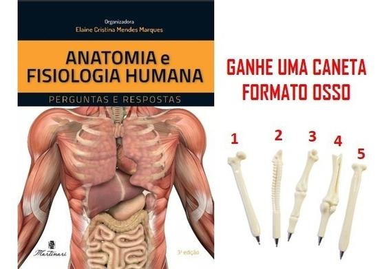 Anatomia E Fisiologia Humana Martinari - Edição Atualizada