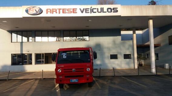 Vw 9.160 Ano 2015/16 Carroceria De Ferro 4,10 X 2,30 Metros