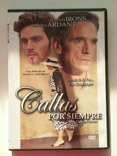 Callas Por Siempre ( Dvd Original Seminuevo )