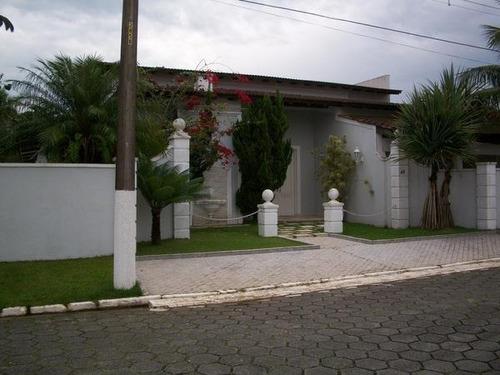 Casa Com 4 Dormitórios À Venda, 1000 M² Por R$ 2.500.000,00 - Acapulco - Guarujá/sp - Ca0300