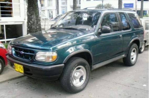 Ford Explorer Adventure 1998