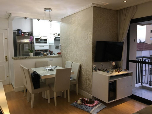 Imagem 1 de 13 de Apartamento À Venda, 62 M² Por R$ 510.000,00 - Santana - São Paulo/sp - Ap9308