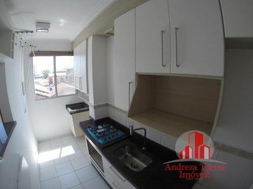 Imagem 1 de 16 de Apartamento Padrão Para Alugar Em Taubaté/sp - 1305