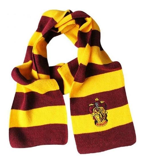 Bufanda Harry Potter Gryffindor Hufflepuff Slytherin G-n101