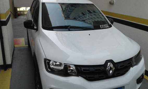 Renault Kwid Intense Completo, Multimidia,gps, R$34.200,00