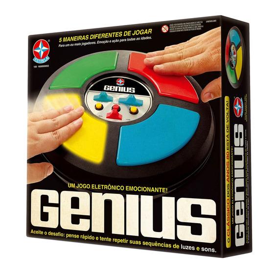 Jogo Genius - Estrela