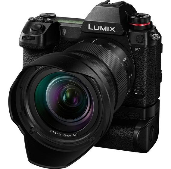 Câmera Fotográfica Panasonic Lumix Dc-s1 C/ Lente 24-105 F/4