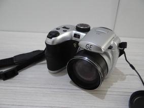 Câmera Fotográfica Digital Ge - 14.1 Megapixel