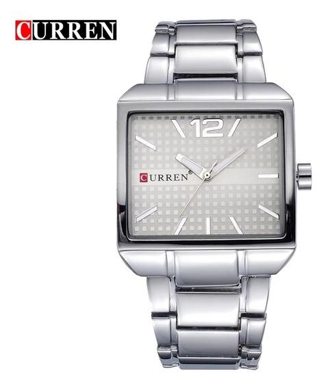 Saldão! Relógio Masculino Curren Luxury