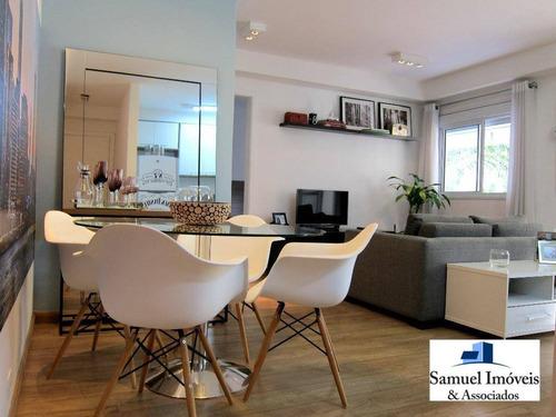 Imagem 1 de 16 de Apartamento Com 2 Dormitórios À Venda, 66 M² Por R$ 957.900,00 - Bela Vista - São Paulo/sp - Ap2910