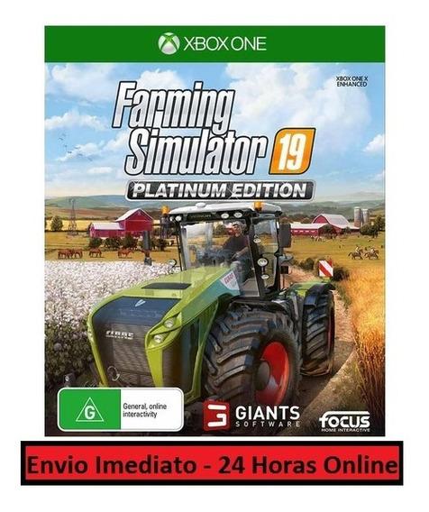 Farming Simulator 19 Jogo + Todas Dlc