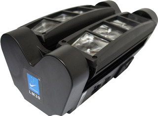 Luces Dj Efecto Mini Spyder Barra Led Big Dipper Lm30 Dmx