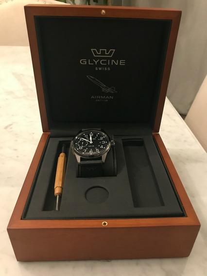 Mejor Precio Imposible!! Reloj Glycine Sst-06. -oferta-